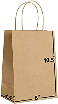Best brown paper shopping bags Reviews