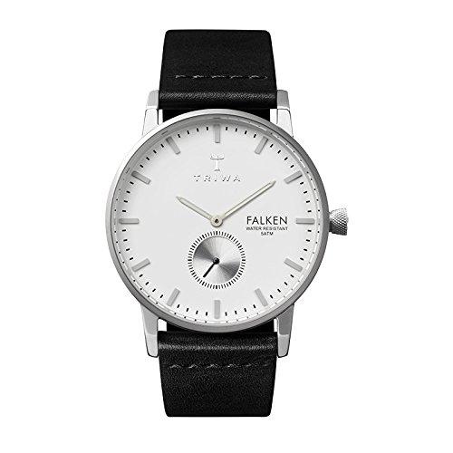 Triwa Unisex Erwachsene Leder Uhrenarmband FAST103-CL010112