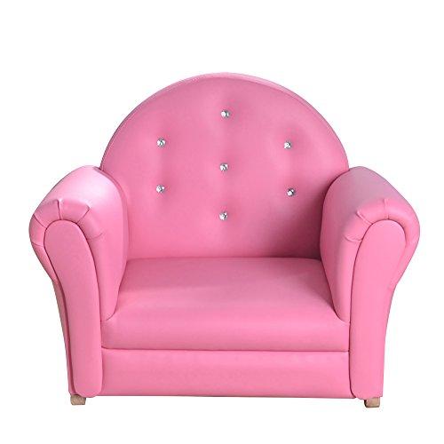 Liberty House speelgoed roze kristallen schommelstoel, klein