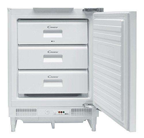 Candy CFU 135A autonome Recht 102L Hat weiß Gefrierschrank–Tiefkühltruhen (Recht, 102L, 5kg/24h, A, weiß)