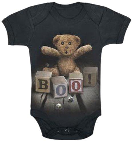 Spiral Direct - Body - Bébé (garçon) 0 à 24 Mois - Noir - Noir - Moyen