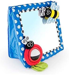 Sassy Tummy Time Floor Mirror  |  Developmental Baby Toy...