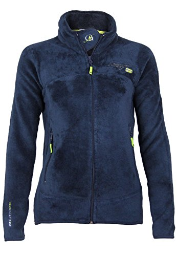Geographical Norway dames UNIFLORE LADY ASSORT B jas, blauw (navy), medium (maat fabrikant: 2)