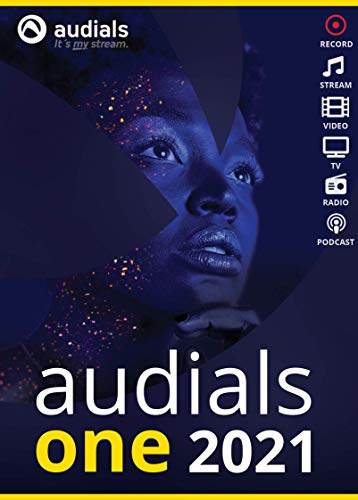 Avanquest/Audials -  Audials 2021 | One |
