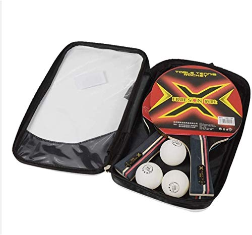 New CHENXU Pong Paddle Set Table Tennis Set Table Tennis Racket Sport Table Tennis Racket for Childr...