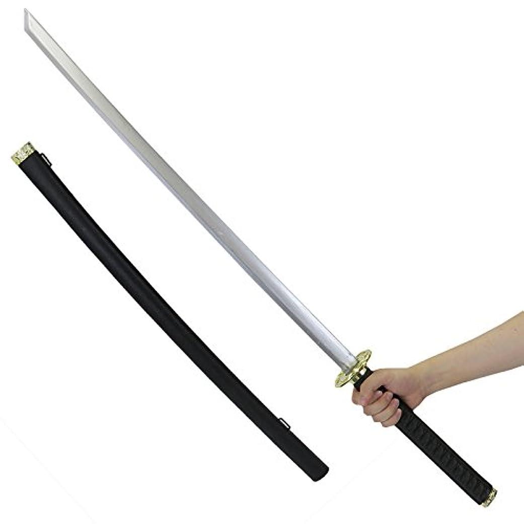 コンソールピカソ欺Uniton 日本刀DX 金装飾 104cm プラスチック製
