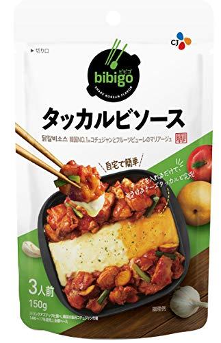 CJジャパン bibigoタッカルビソース 150g ×10個