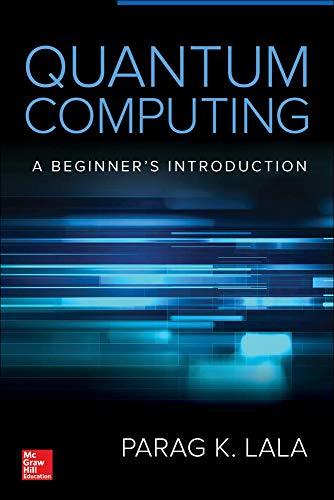Quantum Computing (ELECTRONICS)