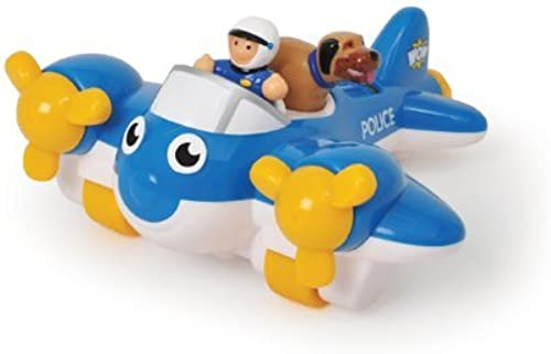 WOW Toys Police Plane Pete by WOW Toys