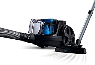 Philips Power Pro Compact Bagless Vacuum Cleaner, 1800 Watt , FC9350/61 Multi Color