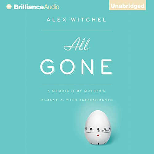 All Gone audiobook cover art
