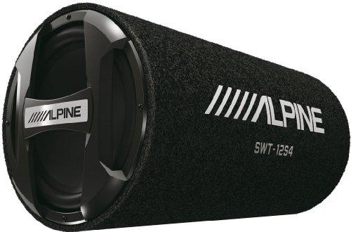 "Alpine SWT-12S4 Subwoofer Bass reflex a tubo da 12"""