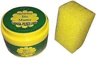 Pasta Protectora Jabón Limpiador Bio Master® sgrassa electrolítica brillante campana Cocina Coche Horno Fregadero Lavabo 100% Biodegradable 400g (no Bio Mex) fastshopping
