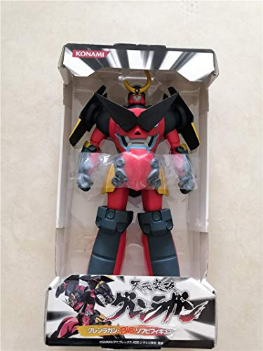 LAD 12' Tengen Toppa Gurren Lagann Action Figure Statue Limited Collection Popular Cartoon Anime Manga Doll Peripherals