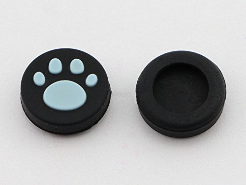 Analogstick-Kappen aus Silikon für Sony PS Vita PSV 10002000 blau