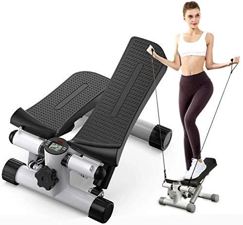 MENGYA Mini-Stepper, Aerobic-Stepper, Schneller Gewichtsverlust, Fettverbrennung, Muskelaufbau, Sportgeräte, Cross-Trainer, Faltbar, Eigengewicht Bis 150 Kg