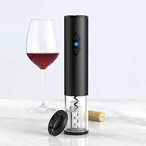 cuffslee Sacacorchos Inoxidable Inoxidable para Vino, abridor automático de Botellas de Vino...