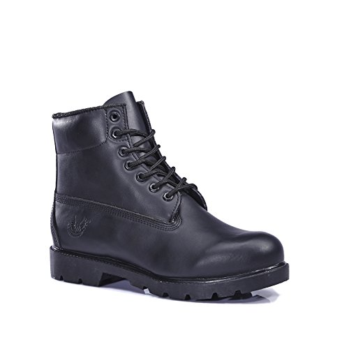 kingshow Men's 1366 Water Resistant Premium Work Boots...