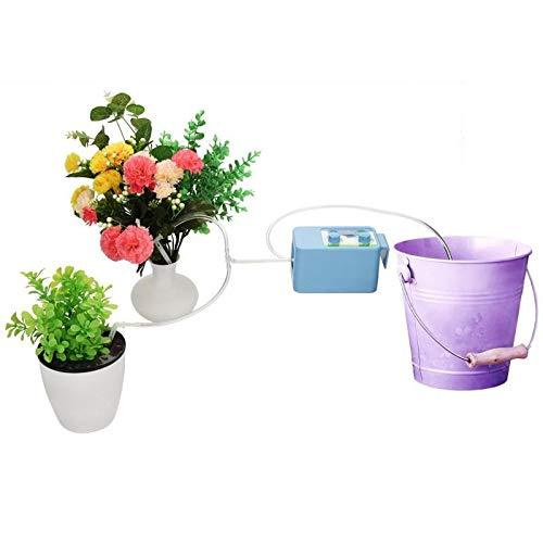 MINGMIN-DZ Dauerhaft Tropfbewässerung LED Pumpe Automatische Bewässerung Anlage Bewässerung Timer Garten-Wasser-Timer Home Office Wasser Bewässerung Bewässerung