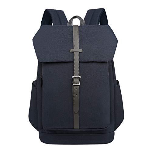 WindTook 14 Zoll Laptop Rucksack Backpack Daypack Schulrucksack Notebook Damen Herren für Uni Arbeit Campus Freizeit
