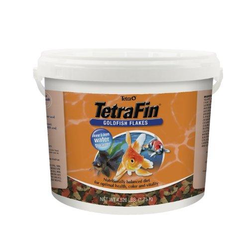 Tetra TetraFin Goldfish Flakes, Balanced Diet