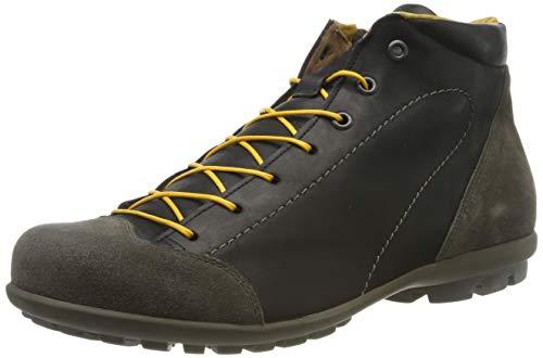Think! Herren Kong_585664 Desert Boots, Mehrfarbig (Sz/Kombi 09), 42 EU