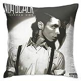 Wbenda Andy Biersack The Shadow Side Pillowcase Cushion Cover Pillowcase Sofa Home Decoration 18' X 18' Inches (45 X 45cm)