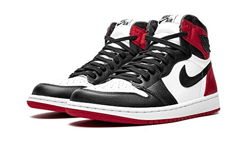 WMNS Air Jordan 1 High Og (Black/Black