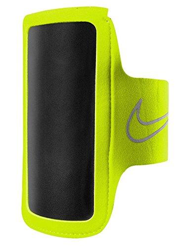 Nike Erwachsene Lightweight Arm Band 2.0 Armband, volt/Silver, OSFM