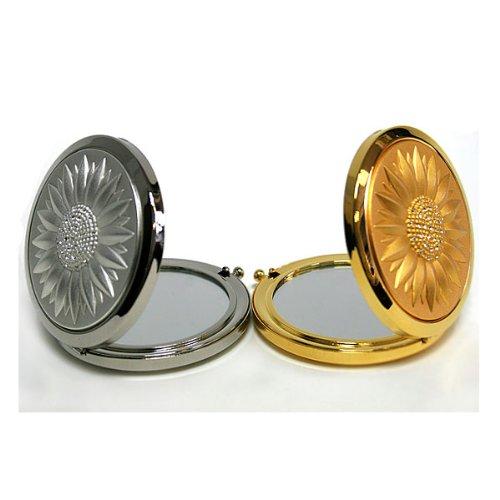 Farfalla Round Mirror Compact