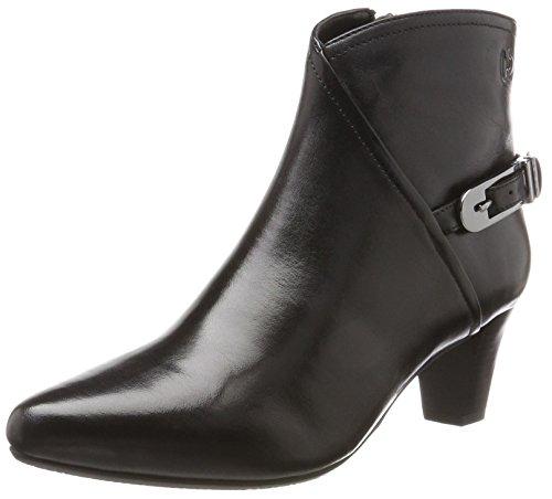 Gerry Weber Shoes Damen Lena 06 Stiefeletten, Schwarz (Schwarz 100), 40 EU