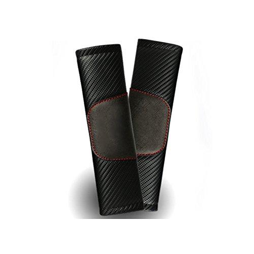Line Karbonfaser Sicherheitsgurt-Abdeckung Schulterpolster für line Quattro RS4 TT A3 A4 A5 A6