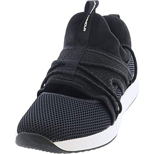 Under Armour Breathe Sola, Zapatillas de Running Mujer, Negro (Black/Black/White (001) 001), 40.5 EU