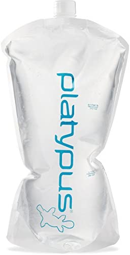 Platypus Platy 2-Liter Ultralight Collapsible Water Bottle