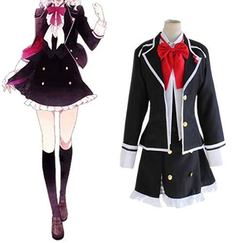 ZY kostuum anime rollenspel uniform voor dames uniform uniform uniform schooluniform complete set