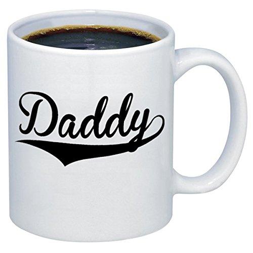 Daddy fathers day gift Ceramic Coffee Mugs 11 oz (11 oz.) PB152