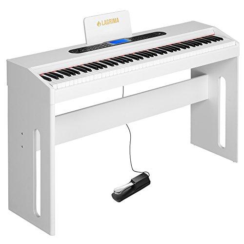 best cheap keyboard piano Lagrima
