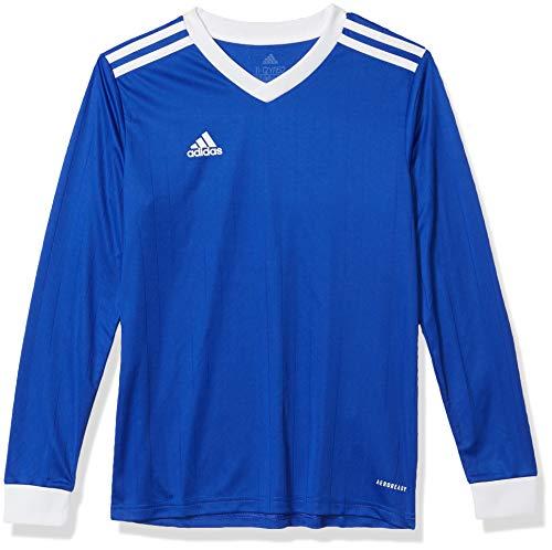 adidas Tabela18 JSY Ly, Bold Blue/White, X-Large