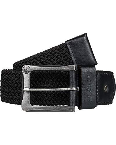 Element Caliban-Cinturón para Hombre, Flint Black, S/M
