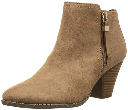 Dr. Scholl's Shoes Damen Cunning Stiefelette, Toasted Coconut Mikrofaser, 42 EU