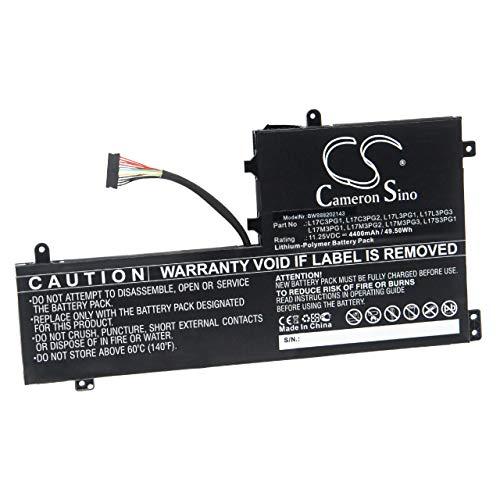 vhbw Batería Compatible con Lenovo Legion Y530, Y7000, Y730, Y730 15-ICH Notebook (4400mAh 11,25V polímero de Litio)