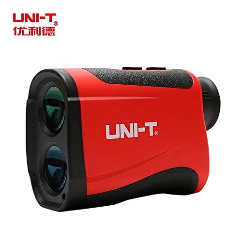 Laser-Entfernungsmesser UNI-T Golf LM1000 Laser-Entfernungsmesser, Entfernungsmesser, Höhenwinkel,km