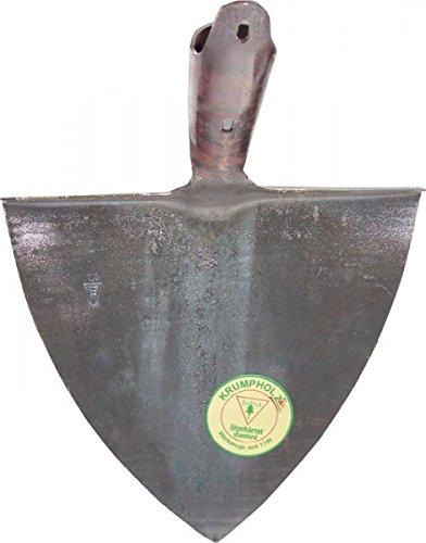 Bayrische Sandschaufel, Gr. 5, Rippe hinten, spezialgehärtet