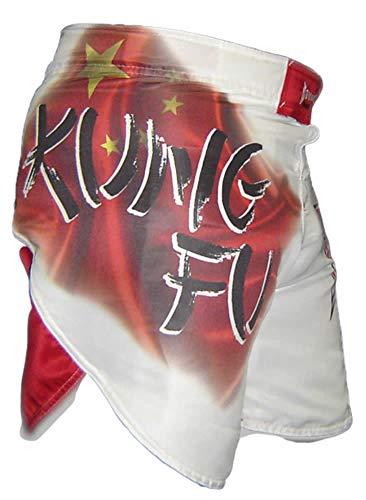 Bermuda Fight Dry Fit Kung Fu - Treino e Passeio - 50