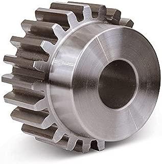 Boston Gear H3220 Spur Gear, 14.5 Pressure Angle, Steel, Inch, 32 Pitch, 0.250