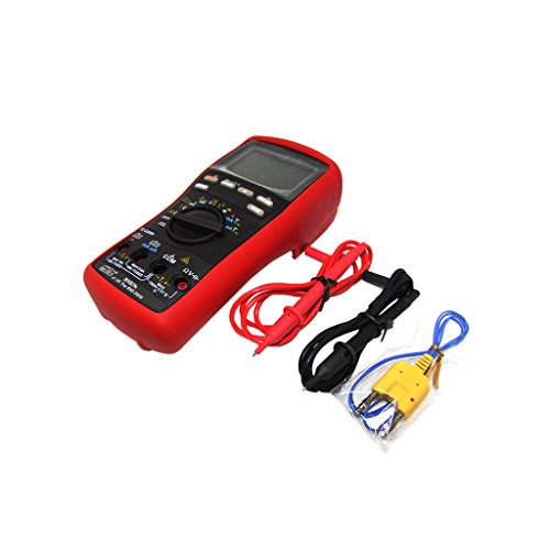BM829S Digital multimeter LCD (9999),with a backlit 5x/s -50-1000°C BRYMEN
