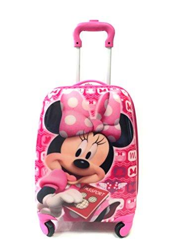 Kinderen Kinderen Vakantie Reizen Karakter koffer Bagage Trolley Tassen 18
