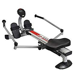 Budget Compact Rowing Machine With Small Footprint