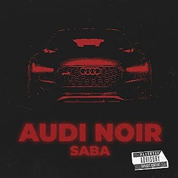 Audi noir