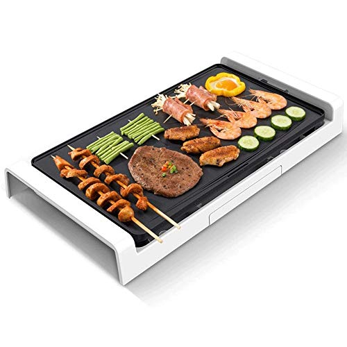 Great Features Of NILINMA Smokeless electric oven -Electric Smokeless Indoor Non-Stick Cooking Surfa...